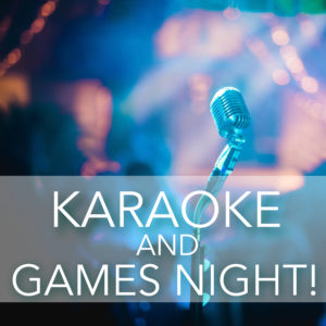 Karaoke & Games Night @ Cornerstone Church